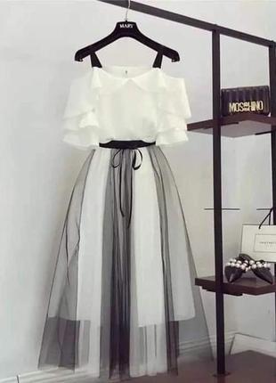 Красивое женское платье трансформер 24-70 размера
