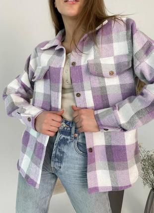 Рубашка с двумя карманами