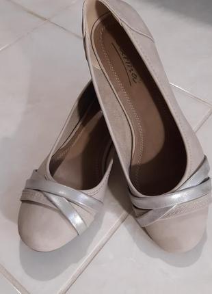 Туфли польской фирмы carina