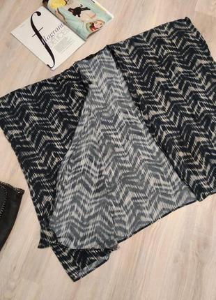 Свободная пляжная накидка блузка рубашка кофточка