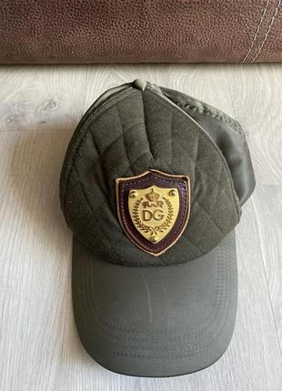 Классная кепка бейсболка d&g