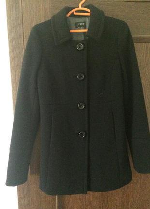 Брендове пальто j.crew. s.