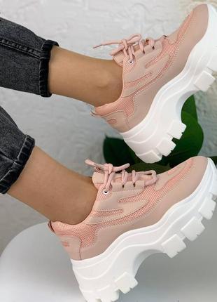Кроссовки pink