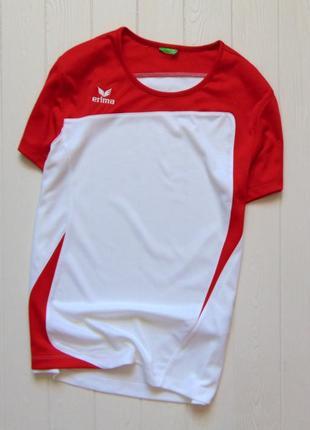 Erima. размер 12-14 лет. яркая спортивная футболка для мальчика