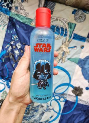 Детская пена для ванны «звездные войны» 200мл💙