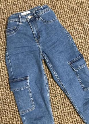 Классные стильные джинсы 👖