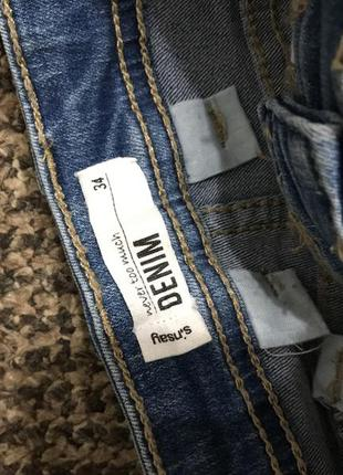 Классные стильные джинсы 👖3 фото