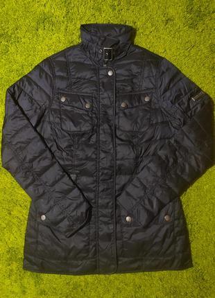 Оригинальная стёганая курточка barbour international