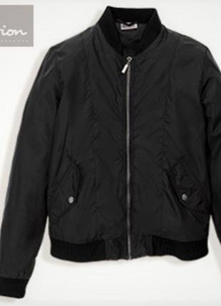 Куртка - бомбер женская blue motion оригинал p. l , украинский 48/50