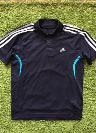Детская спортивная футболка adidas p 152