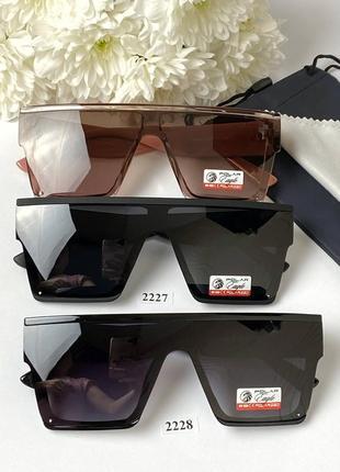 Солнцезащитные очки-маска 2226