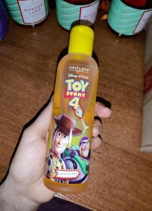 Шампунь для волос и тела disney pixar «история игрушек 4»🍊