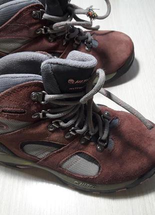 Ботинки унисекс утепленные