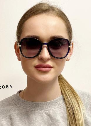 Стильні сонцезахисні окуляри к. 2084