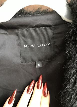 Меховая жилетка new look5 фото