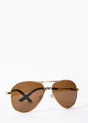 Очки женские солнцезащитные авиатор, сонцезахисні окуляри, 154r9919