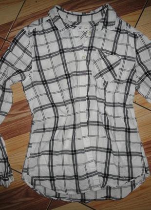 Вискозная рубашка