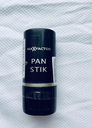 Корректор консилер тональное средство  max factor panstik