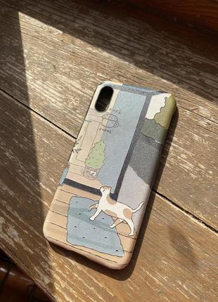 Чехол на iphone 10 x - xs