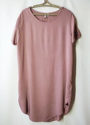 Платье h&m 52 цвета пыльной розы