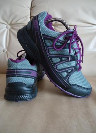 Женские кроссовки cranе на широкую ногу р. 38.5 - 39 стелька 25,5 см