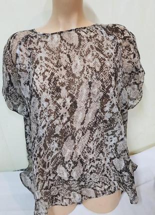Легкая,невесомая блуза.
