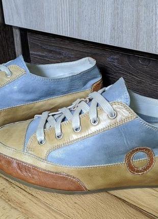 Мокасины туфли кожаные galizio torresi