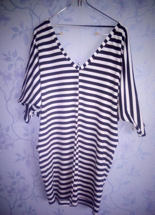 Летнее платье - туника