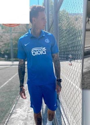 """Футбольная форма, футбольный клуб """"динамо"""" киев."""