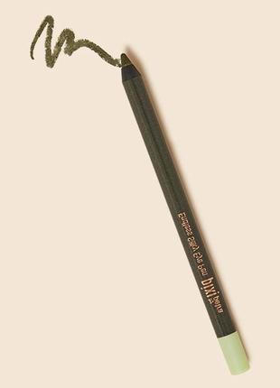 Стойкий карандаш для глаз pixi, сияющий зеленый