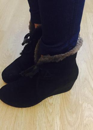 Зимние(осенние)ботинки