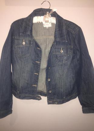 Джинсовая куртка джинсова next
