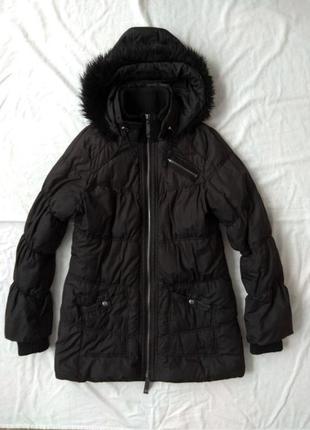 Курточка р-р s-m, пуховик, пальто, парка, ветровка, куртка, зефирка, одеяло, кокон