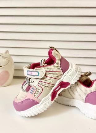 Детские кроссовки. кроссовки на девочку. детская обувь 23-26р
