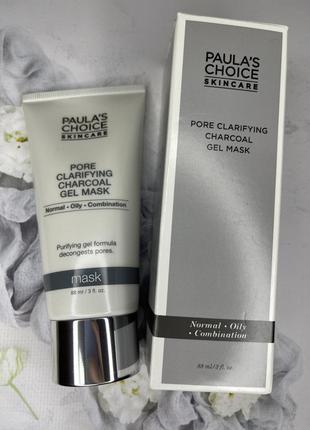 Маска для сужения пор paula's choice pore clarifying mask