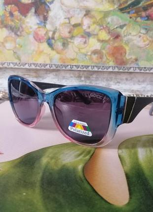 Нереально красивые солнцезащитные женские очки с поляризацией