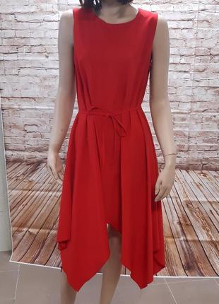 Платье асимметрия