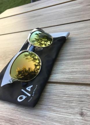 Стильные очки quay australia 🇦🇺 кошачий глаз ray ban calvin klein h&m zara polaroid