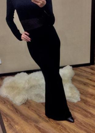 Супер брендовое платье в пол! новое!
