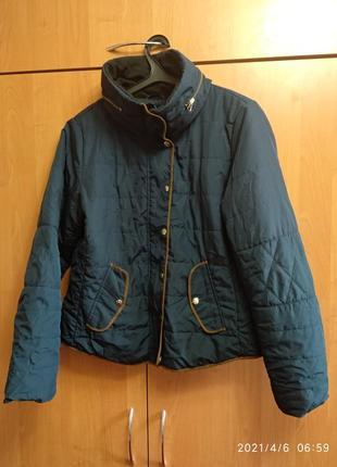 Куртка демисезонная легкая