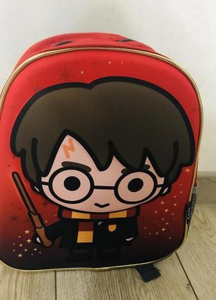 Дошкольный детский 3д рюкзак гарри поттер harry potter 3-6 лет