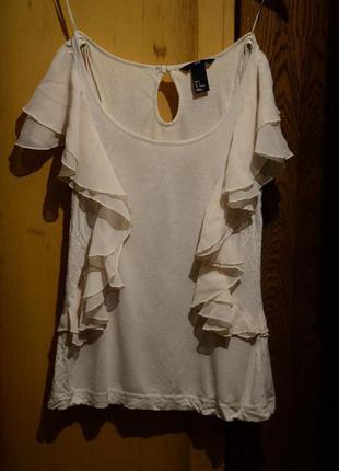 Милая блуза от h&m