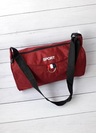 Спортивная сумка мужская небольшая