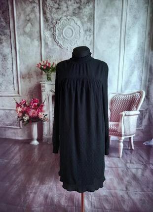 Стильное платье вискоза
