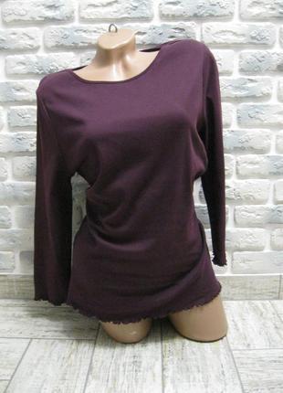 Трикотажная легкая  блузка 3/4 рукав dorothy perkins
