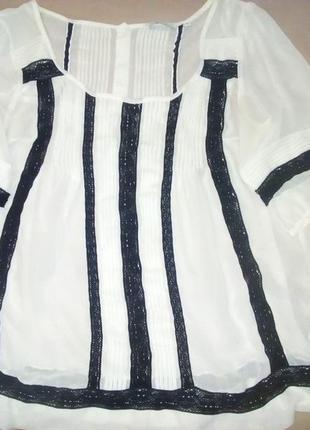 Чарівна з декоруванням блуза