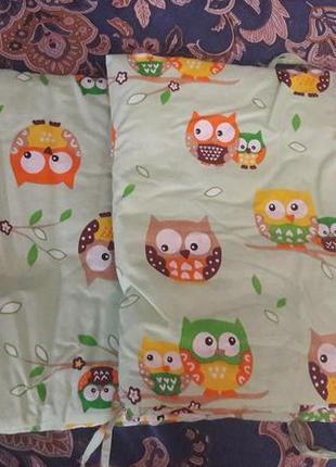 Захист у дитяче ліжечко