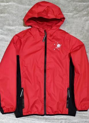 Куртка crivit дождевик защитит от дождя и ветра, очень легкий