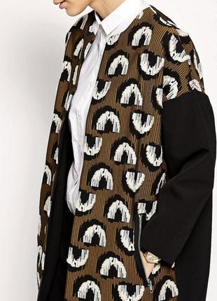 Легкое пальто  asos white