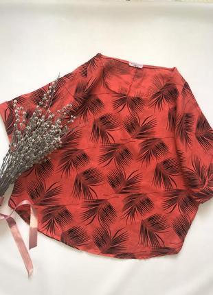 Шикарная блуза 100% лён большой размер